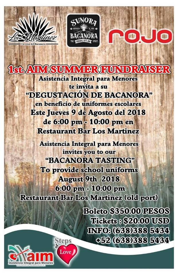 bacanora-tasting-2 AIM Summer Fundraiser - Bacanora Tasting