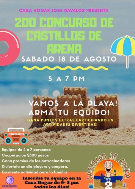 castillos-asilo Summertime on the sea! Rocky Point Weekend Rundown!
