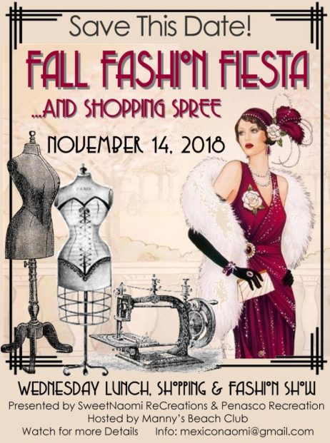 fashion-event-893x1200 ¡Vamos Gallo!  Rocky Point Weekend Rundown