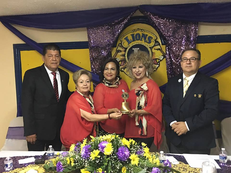 lions-club3 Puerto Peñasco Lions Club welcomes new president
