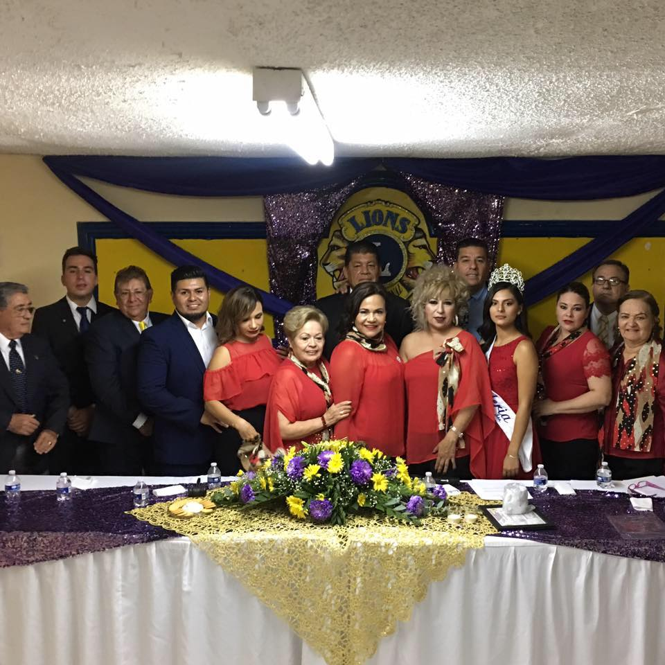 lions-club4 Puerto Peñasco Lions Club welcomes new president