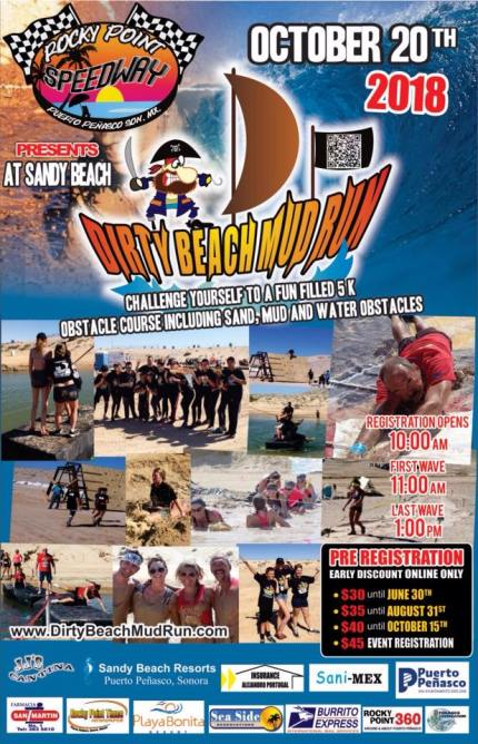 dirty-beach So long September! Rocky Point Weekend Rundown!