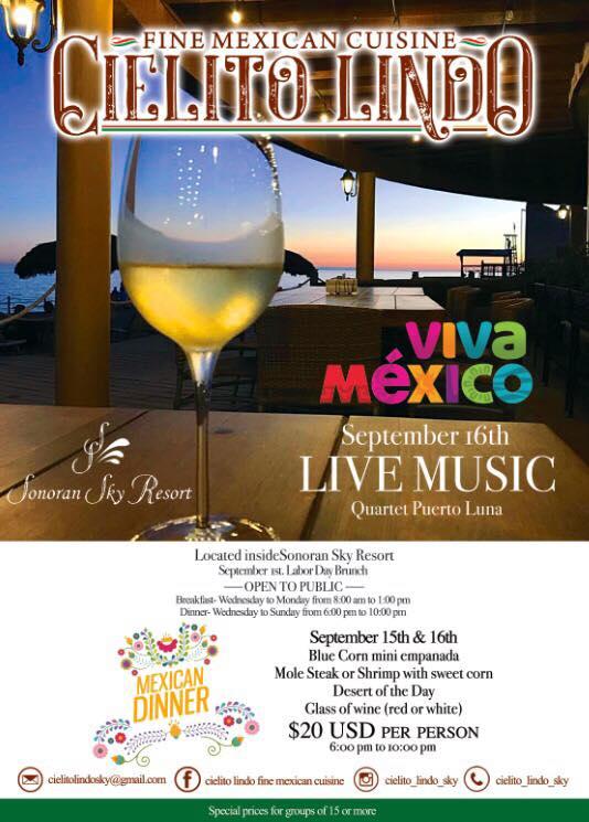 fiesta-mexicana-cielito-lindo Celebrate Mexico's Independence Day!