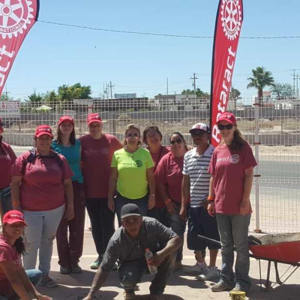 junio-2018-Rotaract-UT-en-Peñasco-3 Peñasco Rotary Club delivers school supplies to local middle school