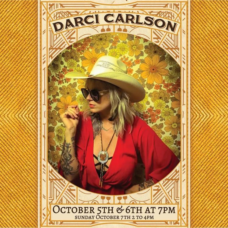 Darci-Banditos Darci Carlson at Banditos