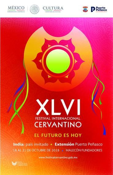 cervantino-2018-penasco Final day of Cervantino 2018 in Puerto Peñasco