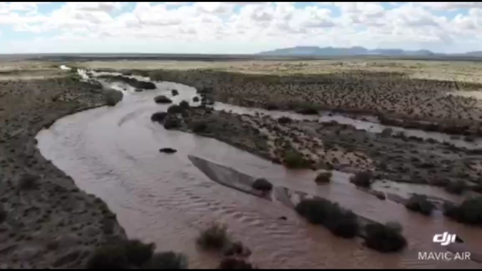 pinacate-foto-flooded-1200x675 Pinacate Schuk Toak Visitors Center open - access road to craters temporarily closed