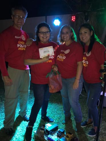 polio-dinner-2018-1 Rotary Club's Annual World's Greatest Meal serves up success!