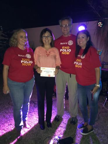 polio-dinner-2018-11 Rotary Club's Annual World's Greatest Meal serves up success!