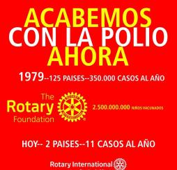 pongamos-fin-a-la-polio Rotary Club's Annual World's Greatest Meal serves up success!