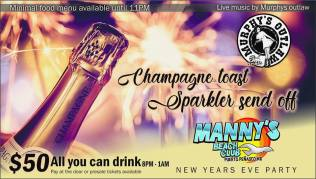 new-year-mannys ...one week till Navidad! Rocky Point Weekend Rundown!