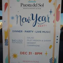 NYE-puesta-del-sol It's beginning to look a lot like...Rocky Point Weekend Rundown!