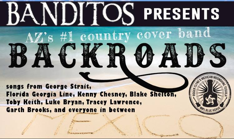 Backroads-Country-Band ¡Ahora si! ¡VAMOS GALLO! RP Weekend Rundown
