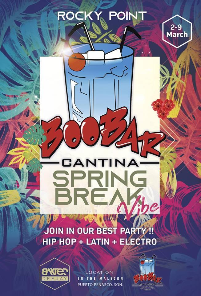 Spring Break @ Boo Bar @ BooBar in the Old Port
