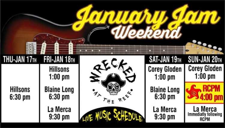 janjam-wrecked Wrecked Jam weekend