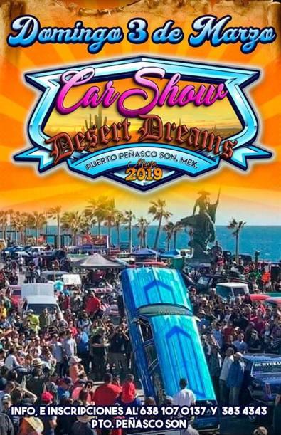 march-car-show-desert-dreams Brrrrring it on! Rocky Point Weekend Rundown!