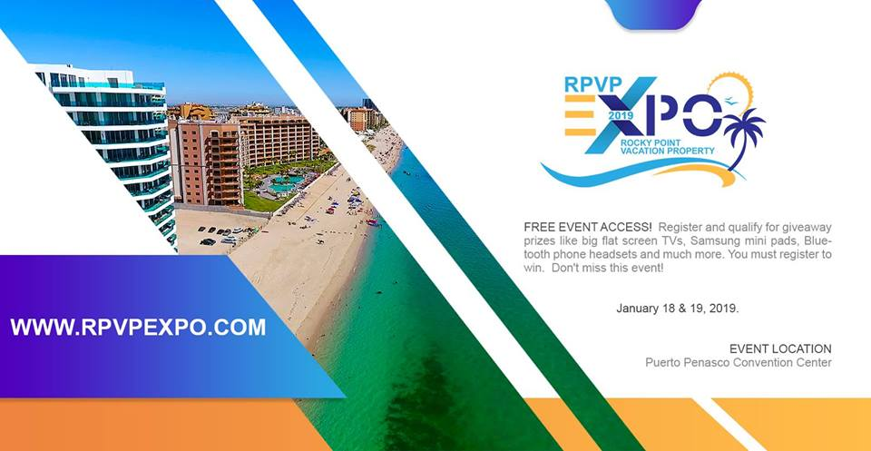 rpvexpo-jan-2019 Peñasco hotels and resorts at top capacity for Spring Break 2019!