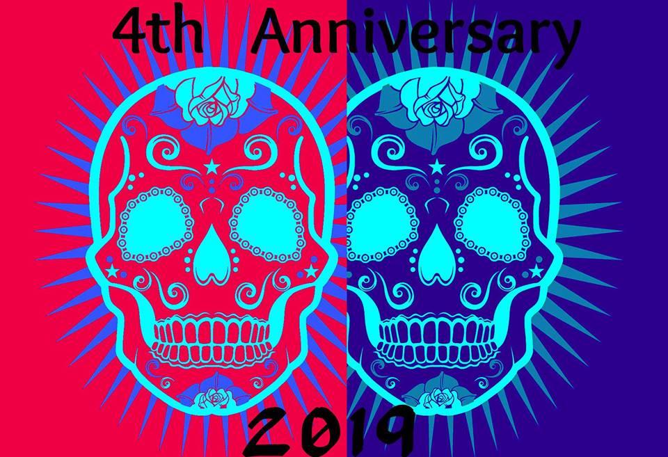 Skully'z 4th Anniversary @ Skully'z Cantina (across from Peñasco del Sol Hotel)