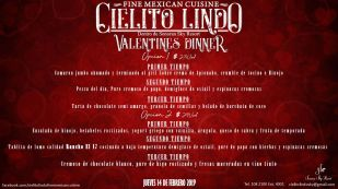 Cielito-Lindo-Valentines-19 AMOR! Valentine's Day 2019 in Puerto Peñasco
