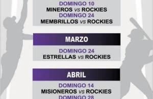 Baseball! Puerto Peñasco Rockies