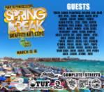 Spring-Break-Graffiti MARCHing in Rocky Point! RP360 Weekend Rundown!