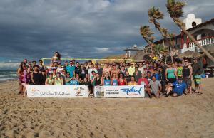 Sun, Sand, Cerveza! @ Pitaya Bar Hotel Granada Del Mar