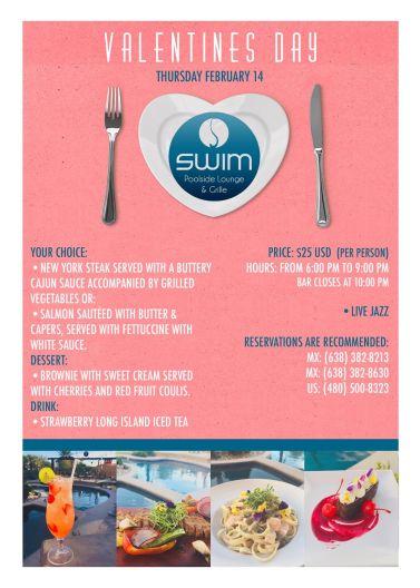 Swim-Valentines-19 AMOR! Valentine's Day 2019 in Puerto Peñasco