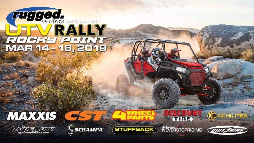UTV-Rally UTV Rally Rocky Point