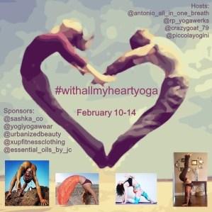 heart-yoga AMOR! Valentine's Day 2019 in Puerto Peñasco