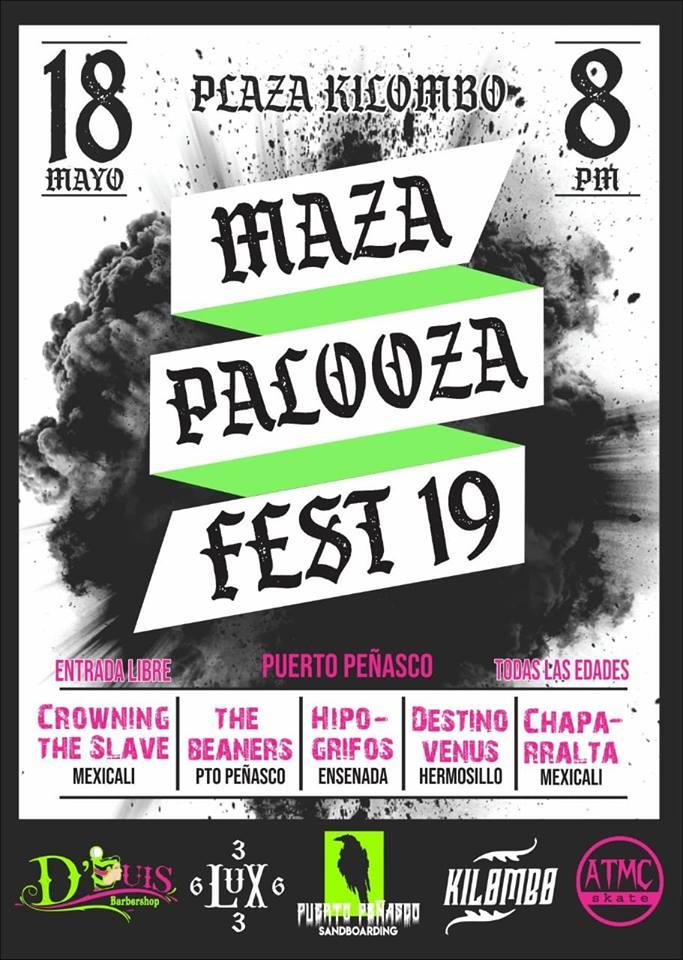 MazaPalooza-Fest-19 Spring on! Rocky Point Weekend Rundown!
