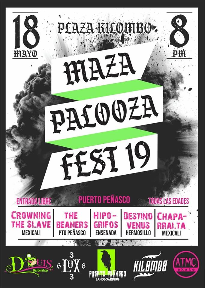 MazaPalooza-Fest-19 ¡Ahora si! ¡VAMOS GALLO! RP Weekend Rundown