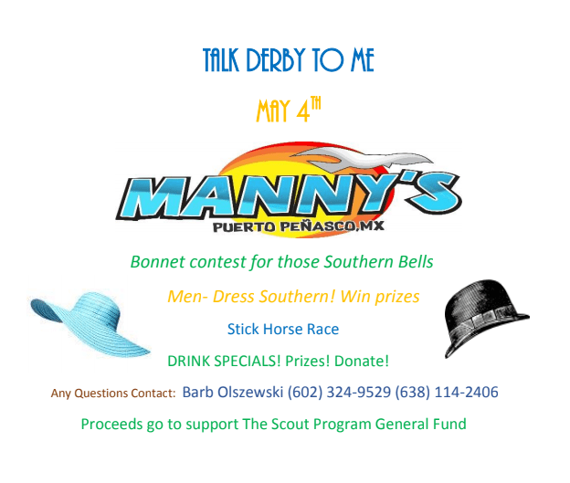 Derby-at-Mannys-19 ¡Ahora si! ¡VAMOS GALLO! RP Weekend Rundown