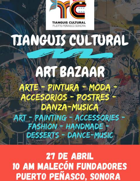 Tianguis-Cultural-Abril-19 ¡Ahora si! ¡VAMOS GALLO! RP Weekend Rundown