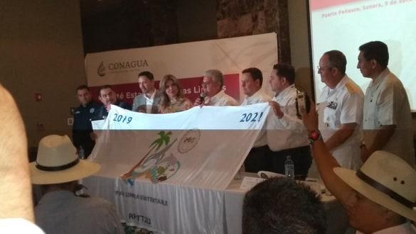 clean-beach Oficializan recertificación de Playa Limpia Sustentable