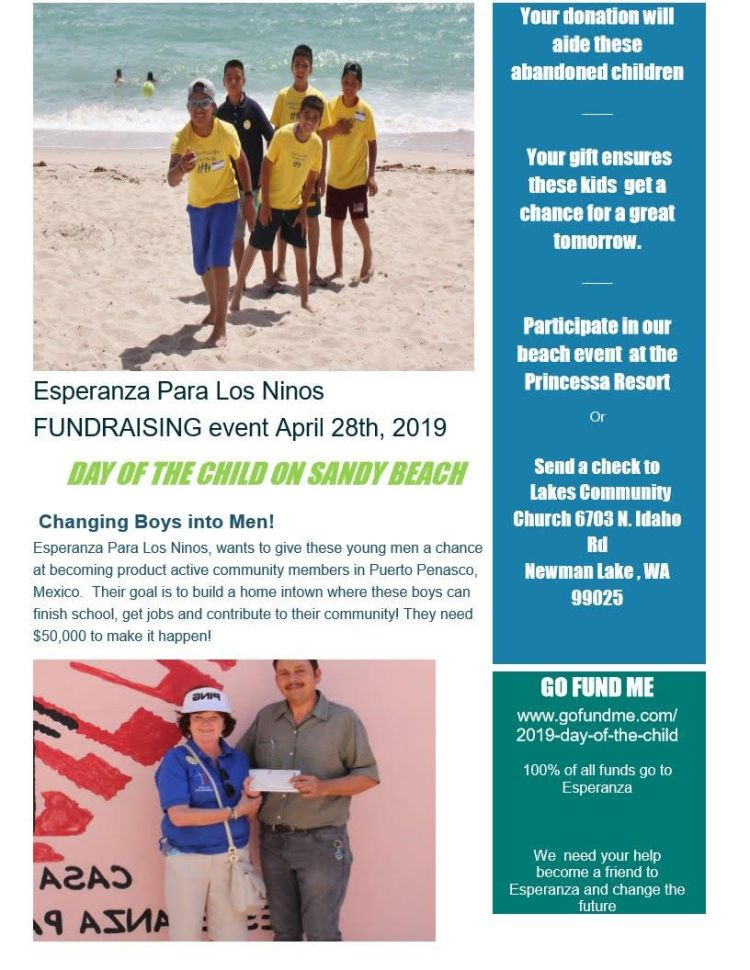 day-of-the-child Day of the Child Fundraiser for Esperanza