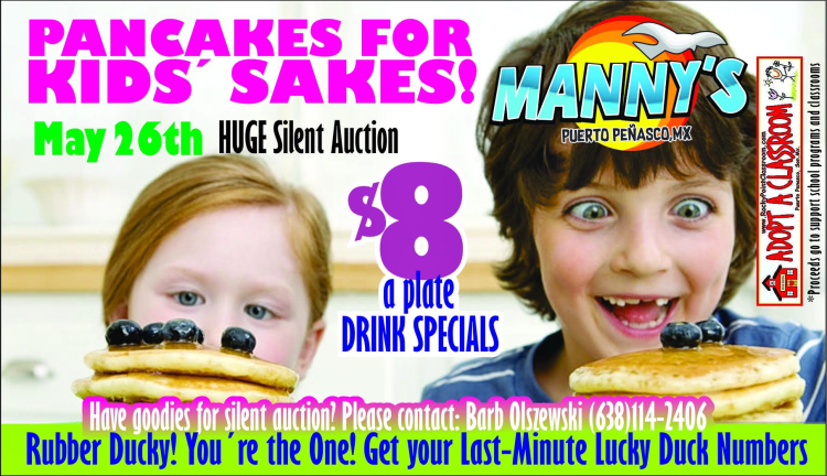 mannys-pancakes-1200x692 Mother's Day - Rocky Point Weekend Rundown!