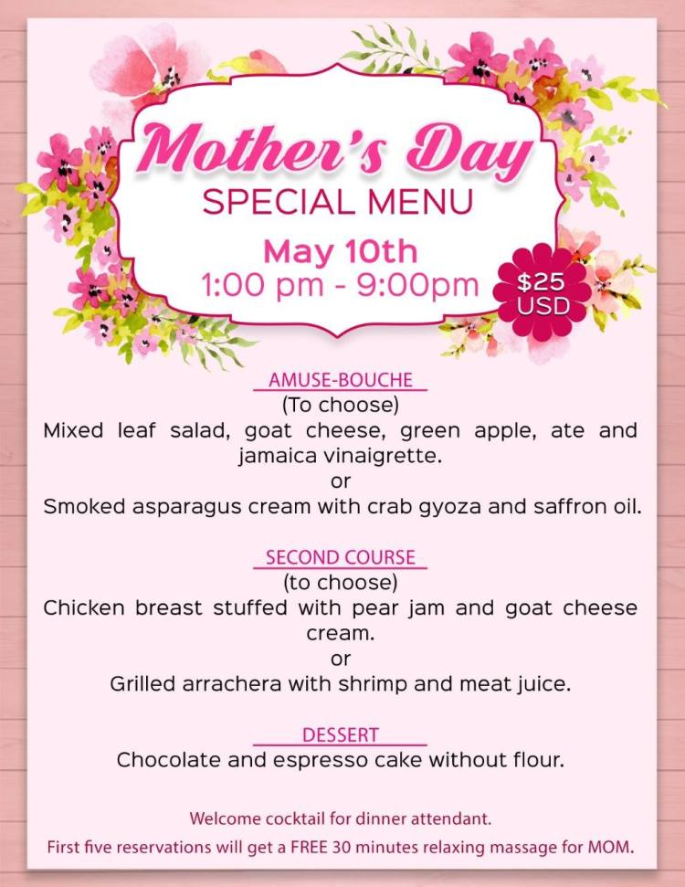 Infusion-del-Golfo-at-Laguna-Shores-927x1200 Ideas for Mother's Day in Rocky Point!