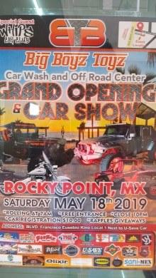 boyz-toyz Mother's Day - Rocky Point Weekend Rundown!