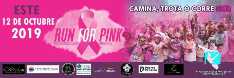 Run-for-Pink-19 Run for Pink. Walk, jog, or run against Cancer