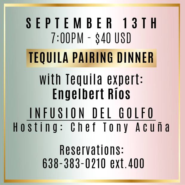 Tequila-Pairing-Dinner-19 ¡La Diversión! Rocky Point Weekend Rundown!