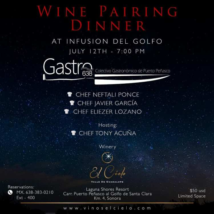 Wine-Pairing-Dinner-Gastro-638-19 4th of July @ the beach! Rocky Point weekend rundown!