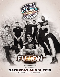 Fuzion-Shark-Bite-Aug-19 Labor Day Weekend in Rocky Point 2019!