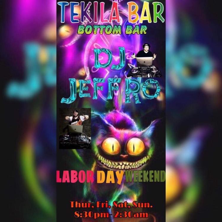 Tekila-Bottom-Bar-Labor-Day-19 Tekila Bottom Bar Electric Neon Party! Labor Day Weekend