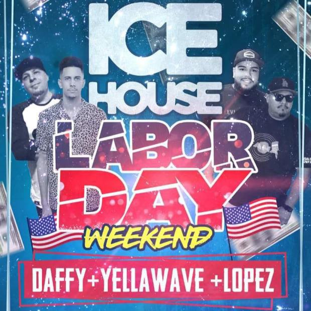 The-Ice-House-Labor-Day-19 Labor Day Weekend in Rocky Point 2019!