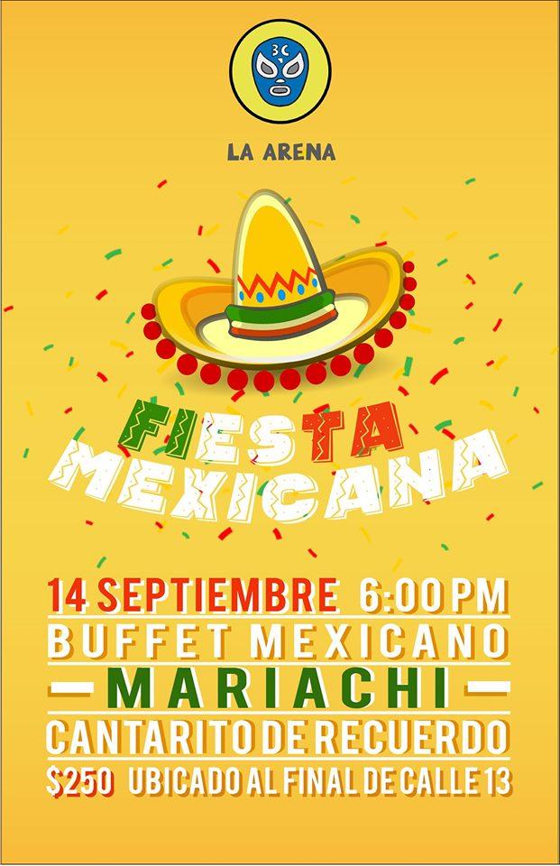 LA-Arena-3C-Fiesta-Mexicana-19 Fiesta Mexicana en La Arena 3C