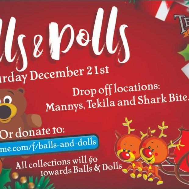 Balls-Dolls December, on! Rocky Point Weekend Rundown!