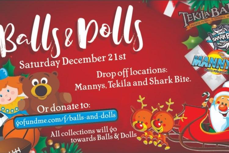 Balls-Dolls Gobble Gobble! Rocky Point Weekend Rundown!