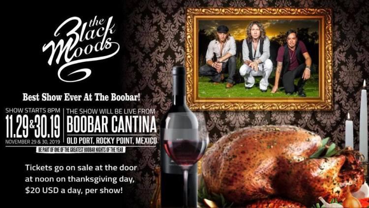 BooBar-Black-Mood-Thanksgiving-19 Gobble Gobble! Rocky Point Weekend Rundown!