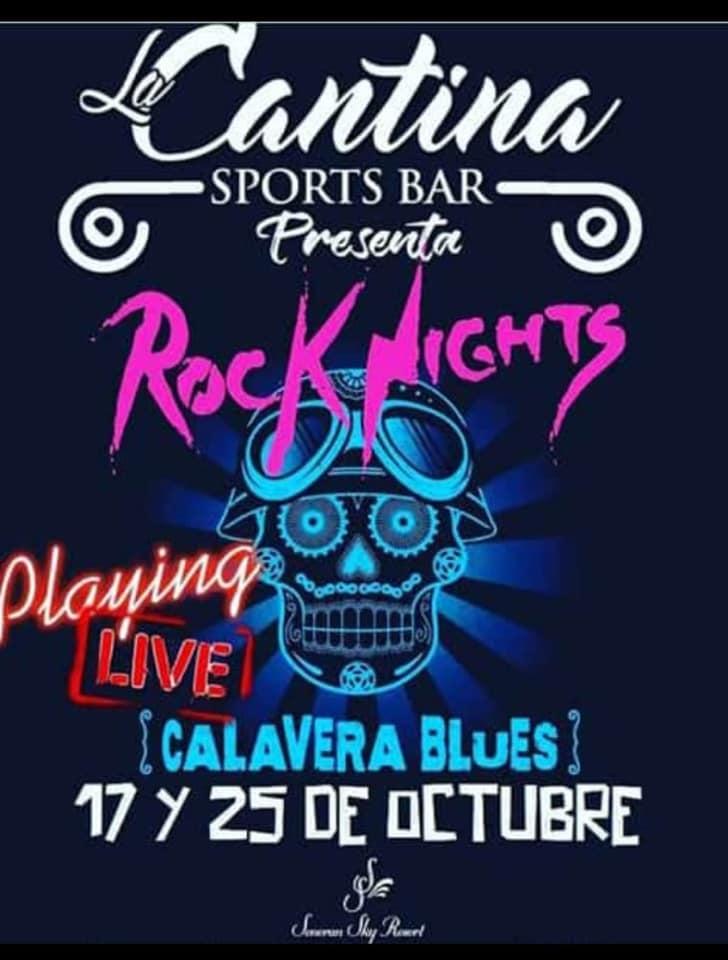 Calavera-Blues-La-Cantina-19 Calavera Blues live at La Cantina in Sonoran Sky