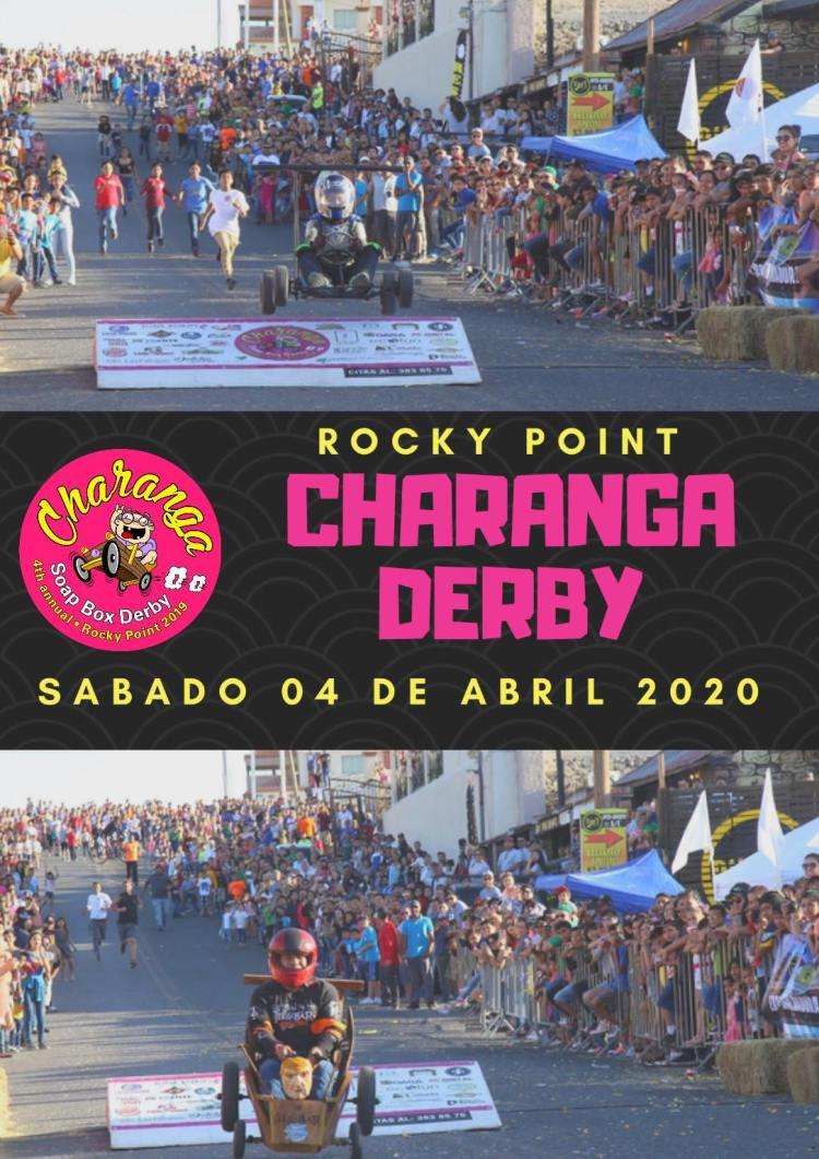 Charanga-Derby-20-848x1200 Welcome, March! Rocky Point Weekend Rundown!
